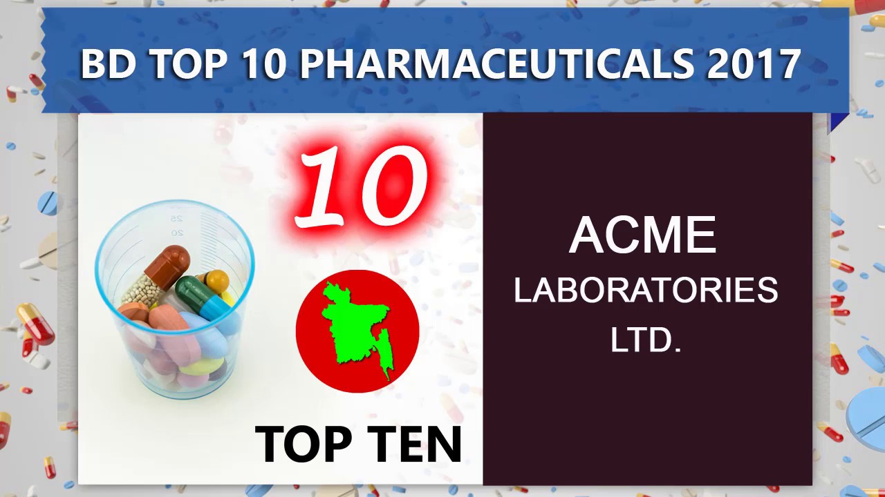 top 50 pharmaceuticals companies of bangladesh Top 50 pharmaceutical companies in bangladesh see the top 50 pharmaceutical companies in bangladesh list based on bangladesh pharmaceutical index 2016the pharmaceutical industry discovers.