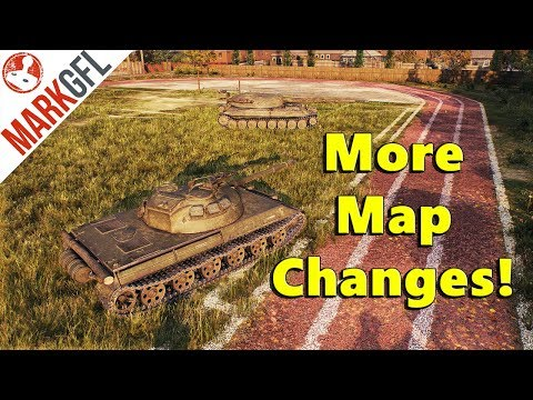 More Map Changes and My Thoughts on Them - World of Tanks