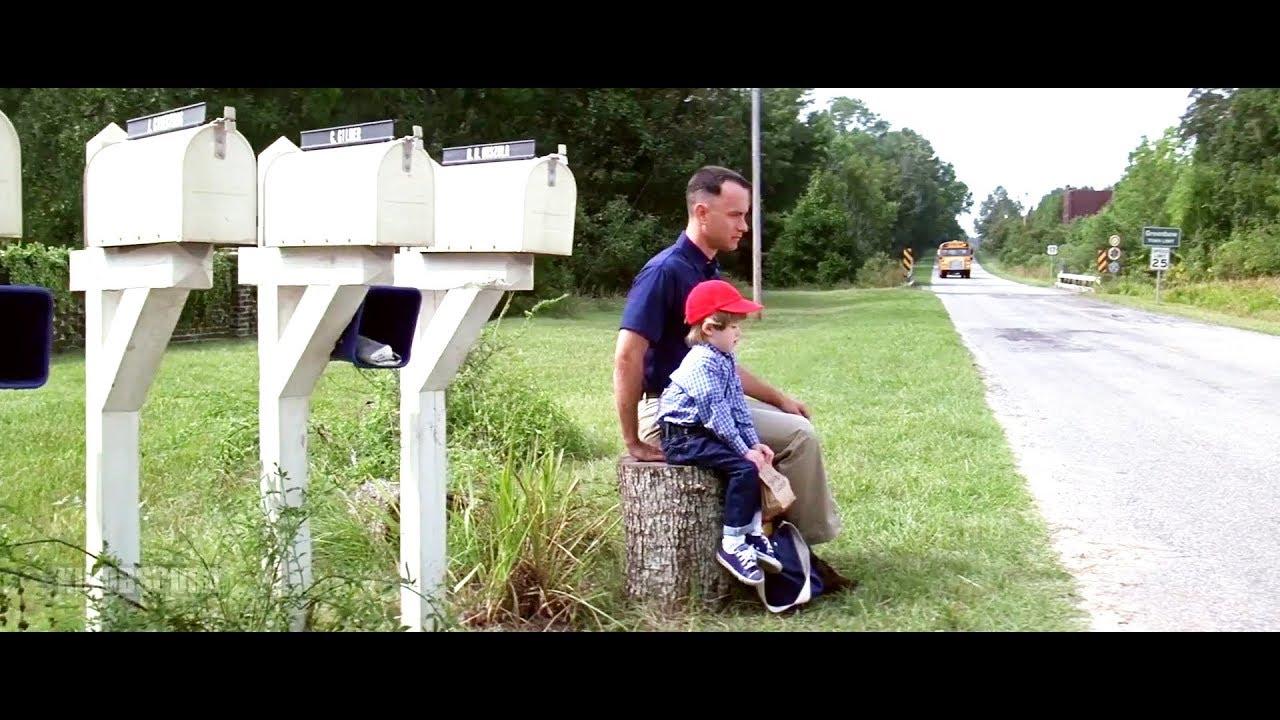 Forrest Gump 1994 Ending Scene Youtube