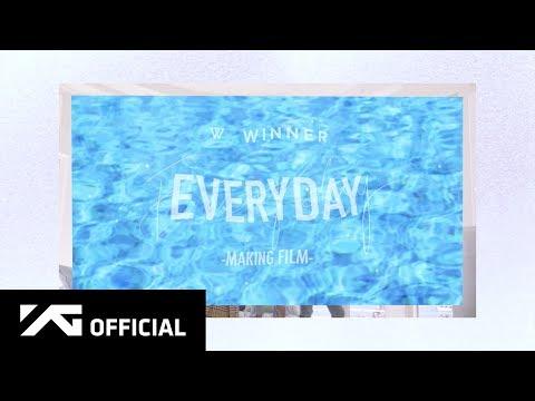 WINNER - 'EVERYDAY' M/V MAKING FILM
