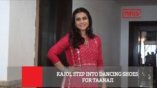 Baixar Kajol Step Into Dancing Shoes For Taanaji