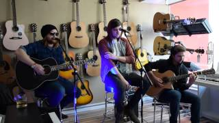 All Faces Down Acoustic Session (Stay Blind) @ Roxor Rockstore, Wolfsberg 2015