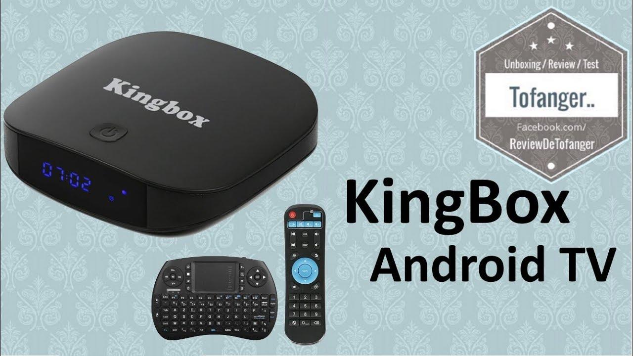 KingBox K1 Plus / KingBox K2 - Android Box TV 7 1 2GB Ram