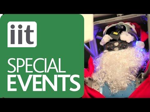 A Robot Christmas Story 2015 - IIT