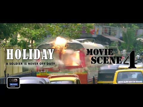 Holiday 2014  Movie  4  Akshay Kumar,Sonakshi Sinha