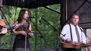 Miss You- Charli Robertson w/Flatt Lonesome @ Bluegrass On Broad 7/9/15
