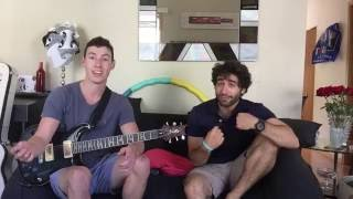 Jeremy Ginsburg original song: I am free (I'll be okay) Featuring. Adam Rafowitz on guitar