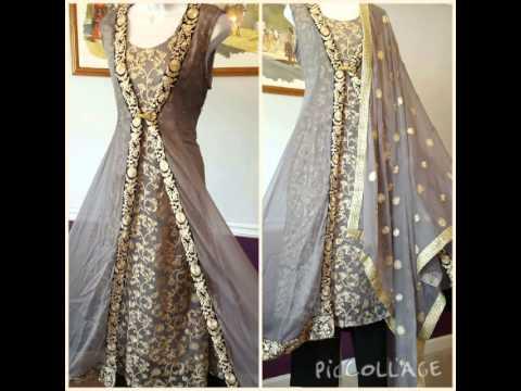 Pakistani Fancy Formal Wedding Dresses