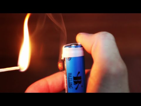 How to make an Electronic Cigarette Lighter