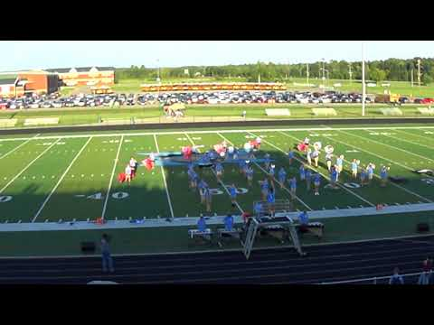 Hancock County High School Marching Band