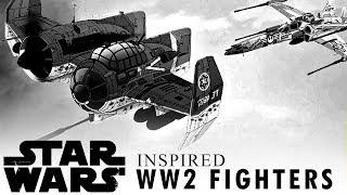 What If Star Wars Took Place During World War 2? | Alternative Design Art