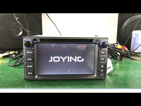 Joying best android 6.0 Marshmallow In dash car GPS navigation car radio for Toyota universal