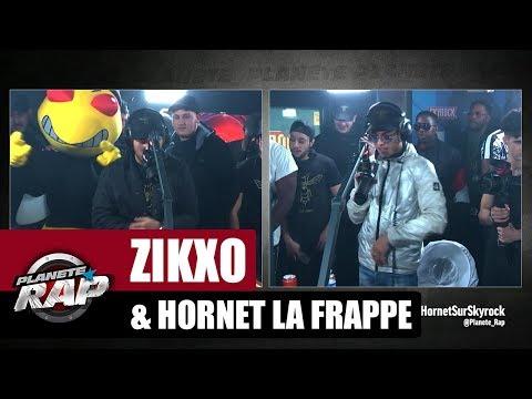 Youtube: Zikxo«TP» ft Hornet La Frappe #PlanèteRap