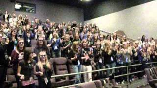 """Omaha, NE """"Never Say Never"""" Movie Premiere Party at AMC Oakview!"""