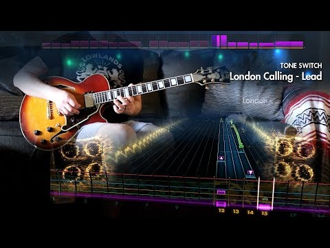 "Rocksmith Remastered - DLC - the Clash ""London Calling"""