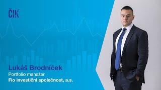 Česká investiční konference 2019: Lukáš Brodníček z Fio a jeho investiční nápad