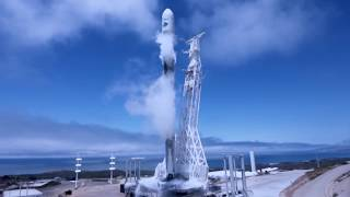 Video file: Twin Spacecraft Launch to Track Earth's Water Movement