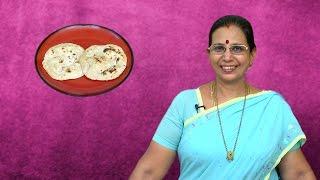 Tandoori Roti  Mallika Badrinath Recipes