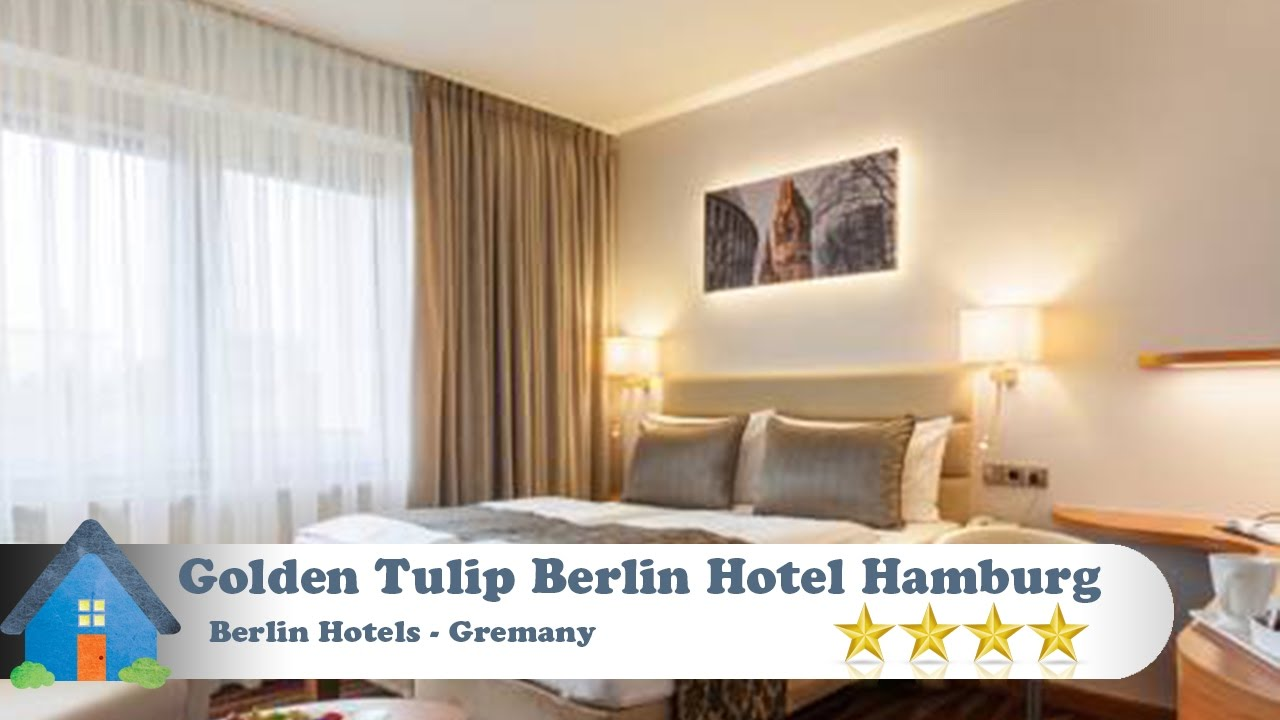 Hotel Berlin Golden Tulip