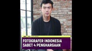 FOTOGRAFER INDONESIA SABET 4 PENGHARGAAN