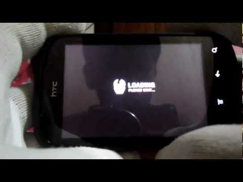 HTC Explorer Overclocked to 800mhz + Gaming