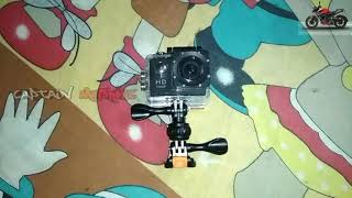 Normal Action cam | Price - ₹ 1500 |