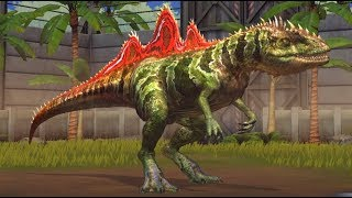 Jurassic World: Das Spiel #189 Concavenator Lvl.40!! [60FPS/HD] | Marcel