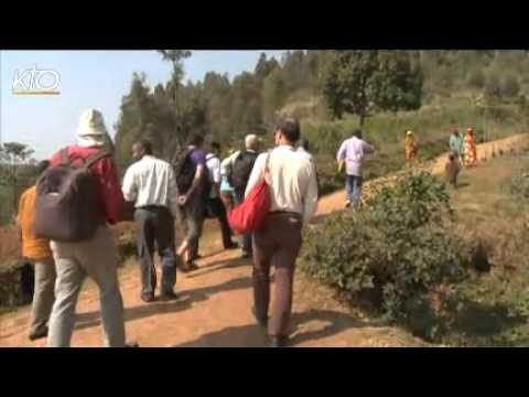 Le CCFD en immersion au Burundi