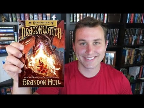 Book Review | Dragonwatch by Brandon Mull [CC]