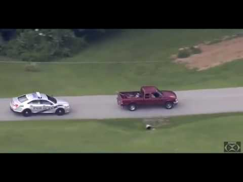 Louisville Car Chase 6/29 + Benny Hill