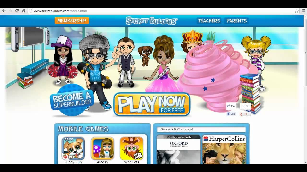 Best Games Like Club Penguin  YouTube