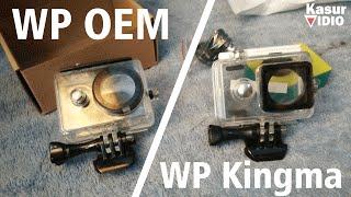 Review Waterproof Xiaomi Yi (WP OEM VS WP Kingma) Bahasa Indonesia