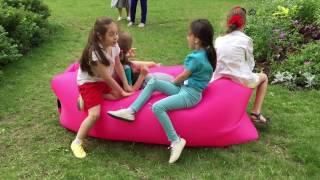 видео Ламзак-удобная надувная мебель по низким ценам
