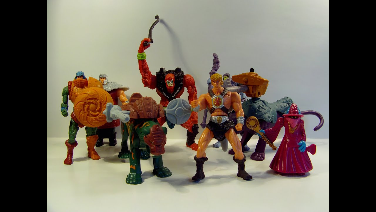 Mcdonalds Happy Meal He Man
