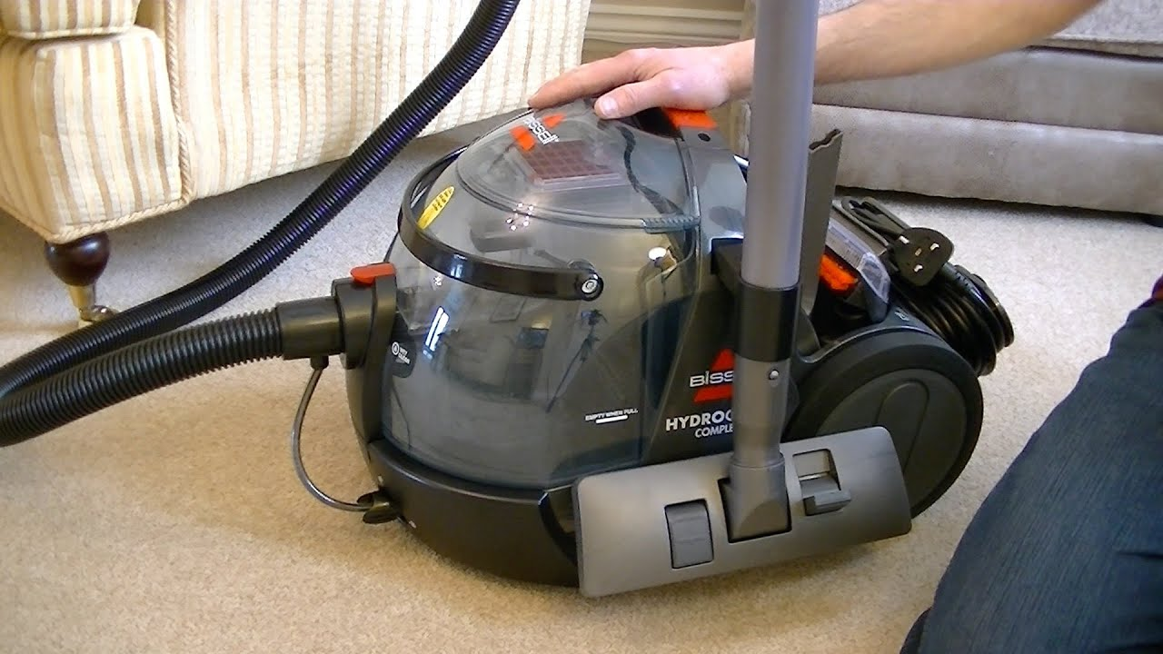 Bissell Hydroclean Complete Multifunction Vacuum Cleaner
