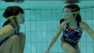 Kun haluan oppia sukeltamaan - Vesitaitojen ABC