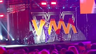 Choosen e morirò da re Måneskin Wind Music Awards 2018