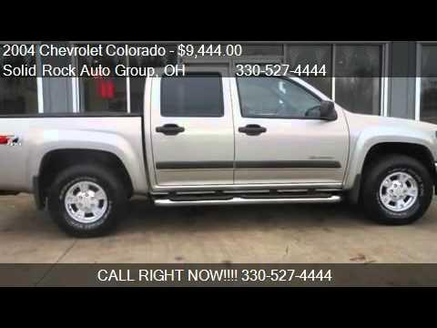 2004 Chevrolet Colorado Ls Z85 Crew Cab 4wd For Sale In Ga Youtube