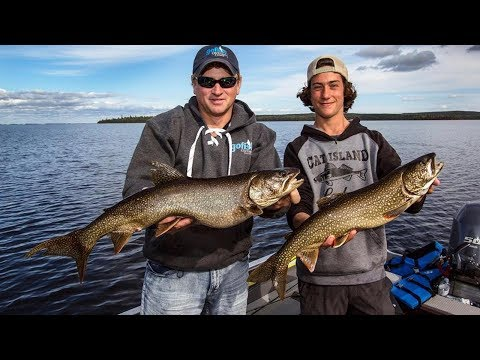 Fishing At Excellent Adventures & Cat Island Lodge – The Ontario Experience TV