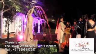 Live Human Fountain Water Girl Statue Act Indian Hindu Wedding Entertainment & Corporate Event