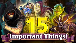 Is Hearthstone Dying Slowly? What Changed After the Rise of Shadows: 15 Things
