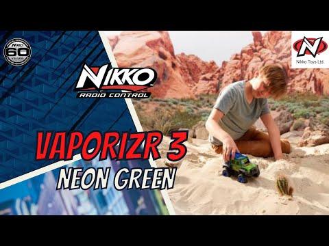 NIKKO VaporizR 3 - Neon Green - TV Commercial