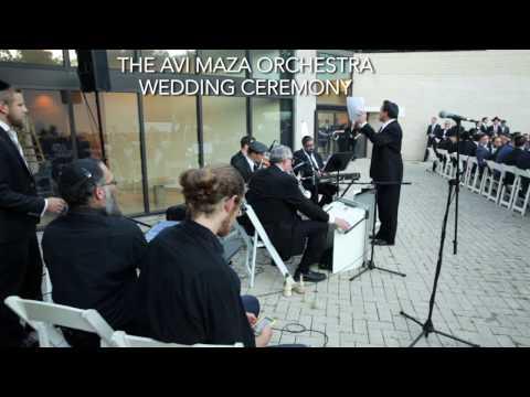 Avi Maza Orchestra - Chuppah - Featuring Mordechai Shapiro