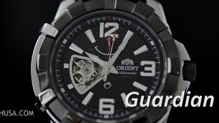 Orient Watch FFT03004B0 Guardian Automatic Mechanical Men's Watches