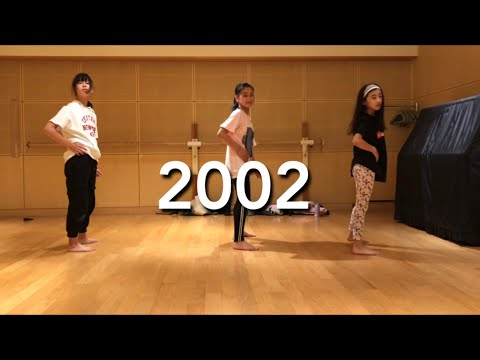 2002  Anne Marie  Choreography  Takuya beginner