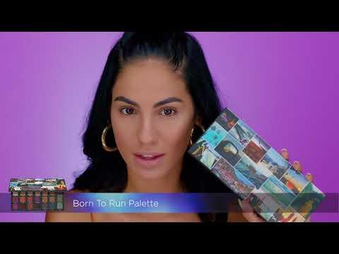 Giulia De Lellis | Make-up occhi con Born To Run di Urban Decay