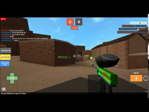 Mad Paintball Angel Montage: The No Scope Sniper - YouTube |Mad Paintball Sniper