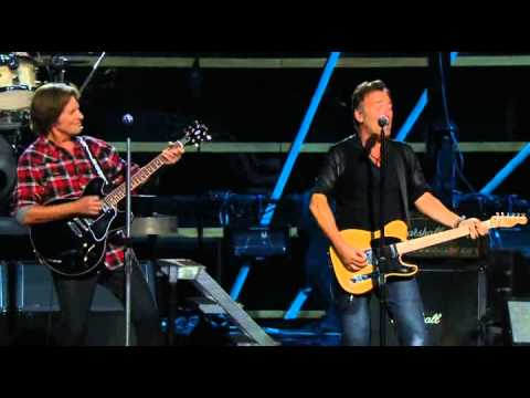 The 25th Anniversary Rock and Roll Hall of Fame Concert   Bruce Springsteen & the E Street Band