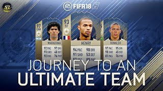 FIFA 18 - Journey to an Ultimate Team - Ep 58 Let's Play FUT Draft!