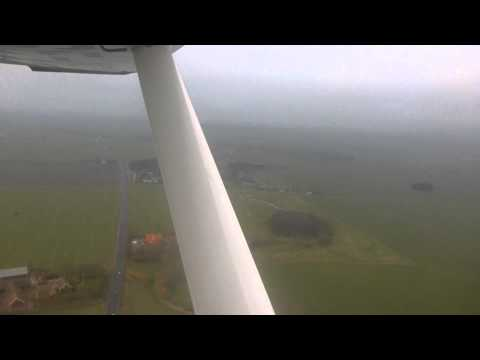 VFR into IMC during my PPL Training | Cessna 152